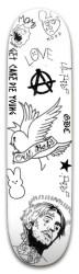 lil peep deck Park Skateboard 8 x 31.775