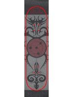 Ace Uchiha Custom skateboard griptape