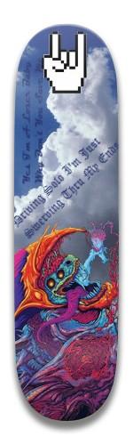 Flying High Park Skateboard 7.5 x 31.370
