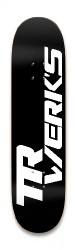 TR Werk's Deck Park Skateboard 8.25 x 32.463