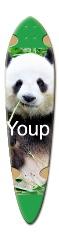 panda Dart Skateboard Deck v2