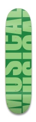 IMPACT/green/oc Park Skateboard 8.25 x 32.463
