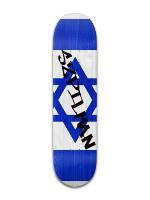 Szpilman Banger Park Skateboard 8 x 31 3/4