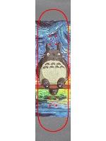 Totoro griptape Custom skateboard griptape