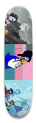 Adventure time Park Skateboard 8.5 x 32.463