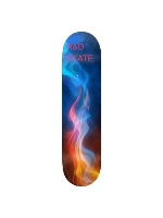 Subscribe to R&D SKATE Banger Park Skateboard 8 1/4  x 32