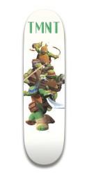 TMNT Park Skateboard 7.5 x 31.370