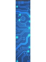 Circuit Custom longboard griptape