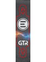 Evolve GTR Custom skateboard griptape