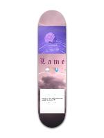 Aesthetic trash Banger Park Skateboard 7 3/8 x 31 1/8