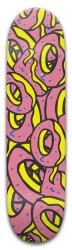 Odd Future Donut Board Park Skateboard 8 x 31.775