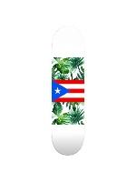 Puerto Rico Banger Park Skateboard 8 1/4  x 32