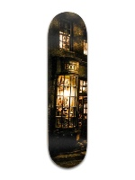Harry Potter Banger Park Skateboard 8 x 31 3/4