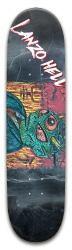 LaNzO HeLL Park Skateboard 8 x 31.775
