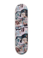 Shannon's Skateboard Banger Park Skateboard 8 x 31 3/4