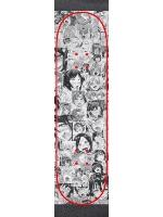 ahegao griptape Custom skateboard griptape