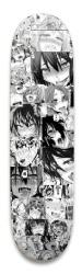 Ahegao griptape 2 Park Skateboard 8.5 x 32.463