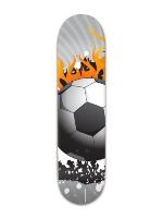 Meli1 Banger Park Skateboard 8 x 31 3/4