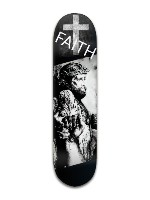 Faith Banger Park Skateboard 8 x 31 3/4