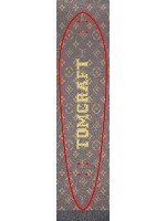 TOMCRAFT Custom skateboard griptape