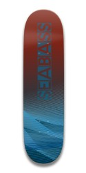 SEABASS Park Skateboard 7.5 x 31.370
