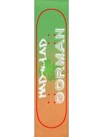 GORMAN grip tape Custom skateboard griptape