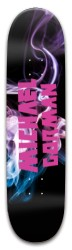 michel gorman Park Skateboard 8 x 31.775