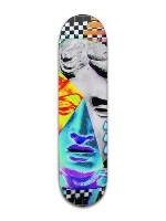 Deathcore Banger Park Skateboard 8 x 31 3/4