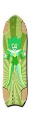Emerald NKD Longboard
