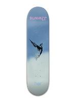 summer+her Banger Park Skateboard 8 x 31 3/4