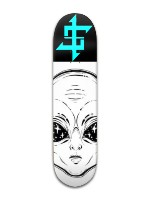 FREAK Skateboards Alien Deck Banger Park Skateboard 8 x 31 3/4