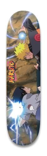 Naruto vs. Sasuke Park Skateboard 8.25 x 32.463