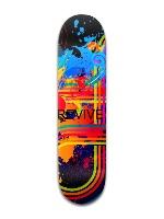 REVIVE DECK Banger Park Skateboard 8 x 31 3/4