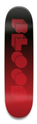 Blood board Park Skateboard 9 x 34