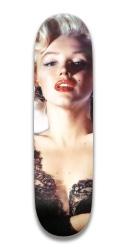 Marilyn Monroe Park Skateboard 7.5 x 31.370