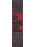 Demon slayer Custom skateboard griptape
