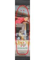 HoneyBuns Custom skateboard griptape