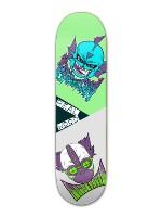 Real wood deck 1 Banger Park Skateboard 8.5 x 32 1/8