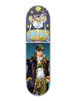 Jotaro and the star Banger Park Skateboard 8.5 x 32 1/8