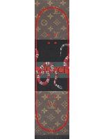 Hype beast Custom skateboard griptape
