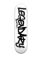 Legendary Skating Original Banger Park Skateboard 8 x 31 3/4