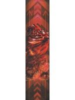 tiger Custom longboard griptape