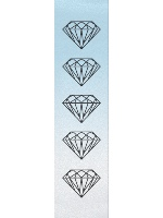 Diamond Sky Custom skateboard griptape
