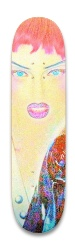 FEMALE FRAGMENTS Park Skateboard 8.25 x 32.463
