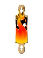 Hellfire Gnarlier 38 Skateboard Deck v2