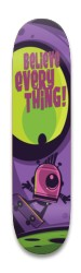 Believe Everything Park Skateboard 8.25 x 32.463