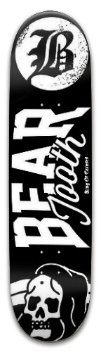 Beartooth Board Park Skateboard 8 x 31.775