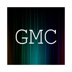 GMC_1.0 Sticker 4 x 4 Square