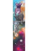 new deck Custom longboard griptape