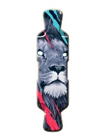 King of the beasts Perfecto 39 Complete Longboard